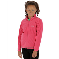Regatta King II Fleece Hot Pink 2018 - Age 7-8 Hot Pink