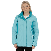 Regatta Daysha Womens Jacket Horizon/Aqua 2018 - Size 12