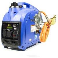 Hyundai 2000w Portable Petrol Inverter Generator LPG