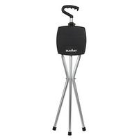 Summit Folding Walking Stick Stool With Seat 2018