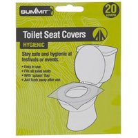 'Summit Festival/camping Toilet Seat