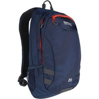 Regatta Brize II 20L Backpack - Dark Denim/Amber
