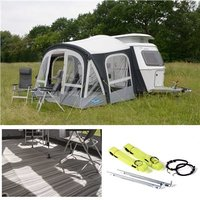 Kampa Pop Pro Air 340 Caravan Awning Package Deal 2019