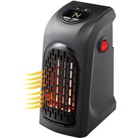 'Handy Heater Portable Outlet Space Heater