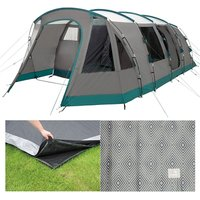 Easy Camp Palmdale 600 Lux Tent Package Deal 2019