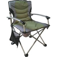 Crusader Padded King Chair - Bermuda Green