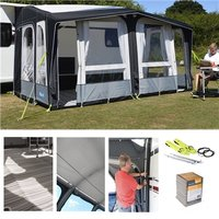 Kampa Club Air PRO 390 Awning Package Deal 2019
