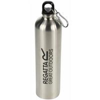 Regatta 1L Steel Bottle - Silver