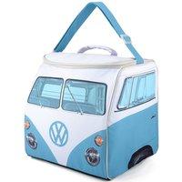 VW Camper Van Large Cooler - Blue