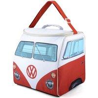 VW Camper Van Large Cooler - Red