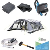 Kampa Studland 8 Air Pro Ultimate Tent Package