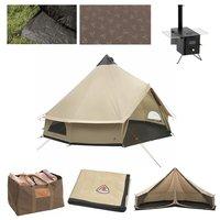 Robens Klondike Grande Tipi Ultimate Tent Package