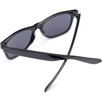 Urban Beach Buddy Kids Sunglasses. - Black