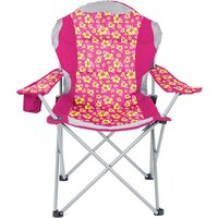 Yello Deluxe Padded Camping Chair - Pink
