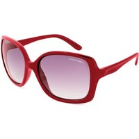 Urban Beach Big Shade Sunglasses - Red