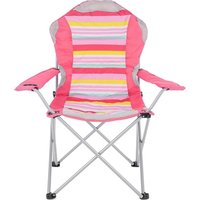 Yello Deluxe Stripe Chair - Pink