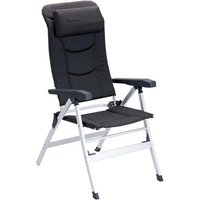 Isabella Thor Padded Luxury Chair - Chair - Dark Grey