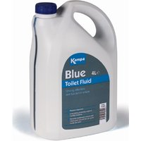 Kampa Blue Toilet Fluid - 4 Litre