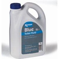 Kampa Blue Toilet Fluid - 2 Litre