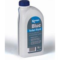 Kampa Blue Toilet Fluid - 1 Litre