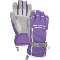 Trespass Karla Womens Ski Gloves - L / RUBY