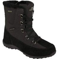 Trespass Zima Snow Boots - WHITE UK 3 / EURO 36