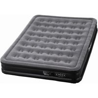 Outwell Flock Excellent King Airbed - Grey/Black