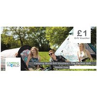 Camping World Gift Vouchers - 1