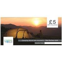 Camping World Gift Vouchers - 5