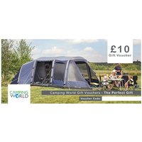 Camping World Gift Vouchers - 10