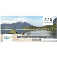 Camping World Gift Vouchers - 20