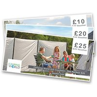 Camping World Gift Vouchers - 150