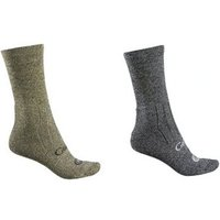 Gelert Outback Socks - GREEN - SMALL