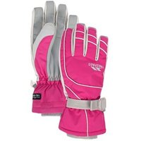 Trespass Vizza Womens Ski Gloves - SIZE XL - Gerbera