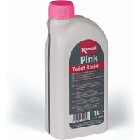 Kampa Pink Fresh Toilet Rinse - 1 Litre