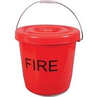 Kampa Fire Bucket With Lid - 15L Fire Bucket