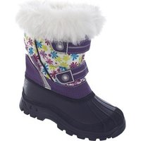 Trespass Snow Sparkle Snow Boots - UK 2 / EURO 34