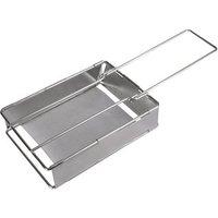 Kampa Crust Stainless Steel Toaster - Crust Toaster