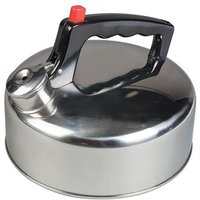 Kampa Sukey Stainless Steel Whistling Kettle - Sukey Kettle