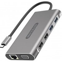 Sitecom CN-390 interface hub USB 3.1 Type-C
