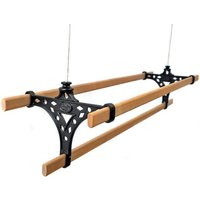 Tri 3 Lath Pulley Clothes Airer Kitchen Maidandreg