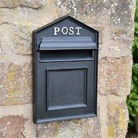 Cambridge Through The Wall Post Box
