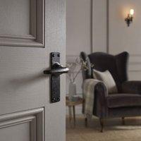 Kirkpatrick 2456 Plain Lever Door Handle