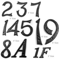 Kirkpatrick 1979 Classic Letters / House Numbers