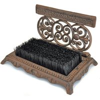 Ornate Boot Brush