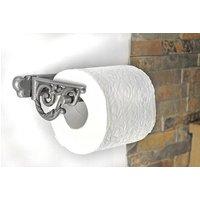 Scroll Toilet Roll Holder