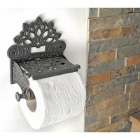 Victorian Toilet Roll Holder
