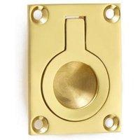 Croft 1050 Flush Ring Handle