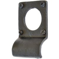 Kirkpatrick 6081 Cylinder Latch Cover - Forged Matt Finish