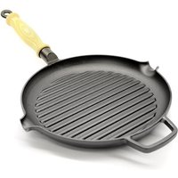 Gense Cast Iron Grill Pan